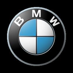 bmw portland service logo